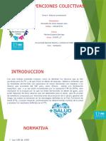 Intervenciones Colectivas Diomedes 2