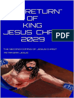 2029 the Return of Jesus Christ_ the Secon - Petra Bar-jesus