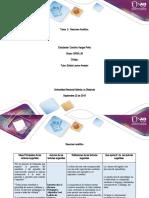 Tarea 2 -Resumen Analitico