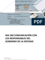 NIA 260 Y NIA 520