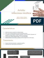 Artritis  Infecciosa micótica.pdf