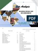 1. Site Analysis Report Tadika & Taman Asuhan Kanak-Kanak UiTM.pdf