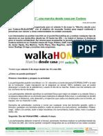 200504 NdP WalkaHOME, Marcha en Casa Por CUDECA