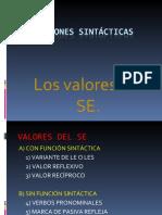 1-TEORÍA-VALORES DEL SE
