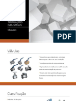 Tubulações Industriais - Válvulas