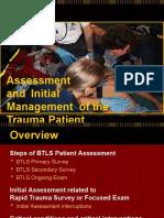 BTLS-Patient Assessment