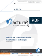 Manual Certificado SelloDigital