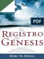 El Registro de Génesis-Henry M. Morris