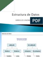 Estructura de Datos -Semana 1