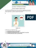 Evidence_Expressing_advice (Autoguardado).doc