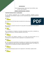 PREGUNTAS PARCIAL TEORICO CONSTRUCCIÓN Y COSTOS SISTEMAS CONSTRUCTIVOS