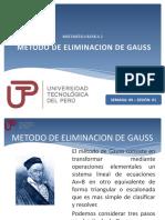 Método de eliminación de Gauss.pptx