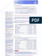 18 PHP. Tipos de Variables