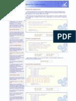 63 PHP. Imagenes Con Lineas y Textos