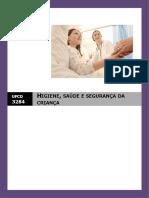 Manual ufcd 3284 Higiene, saúde e segurança da criança .docx