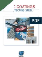 Zinc Coating Protecting Steel