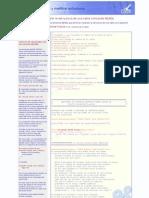 82 PHP. Ver y Modificar Estructuras