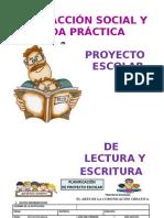 PROYECTO - INTERACCIÓN SOCIAL Y VIDA PRÁCTICA