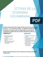 Resumen (perspectivas de la economia colombiana)