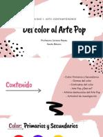 01.- Del color al Arte Pop (Presentación)