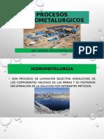 INTRODUCCIÓN-HIDROMETALURGIA.pptx