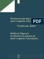 Biblical Figures in Deuterocanonical and Cognate Literature (H. Lichtenberg - U. Milttmann-Richter) (1)