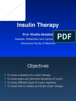 Insulin Treatment 2