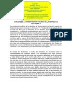 LEGISLACIÓN VIGENTE EN GUATEMALA EN MATERIA DE EDUCACIÓN DEYSI GUTIERRE CARNE 201951207