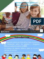 Noticiero informativo sobre políticas y programas internacionales en