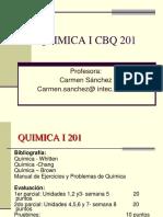 CBQ 201 Unidad I