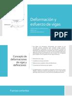 Deformación y esfuerzo de vigas. A4A.pptx