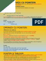variabile pointer 2