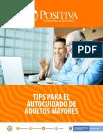 TIPS CUIDADO DEL ADULTO MAYO