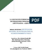 MANUAL CERTIFICACION NACIONAL DE NUTRICION - ADEPC 2019.pdf