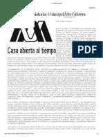 La Crónica de HoyCONCHA