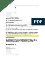 Evaluaciones Comercio Exterior Colombiano Importaciones