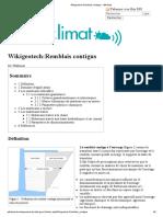 Wikigeotech_Remblais Contigus - Wiklimat