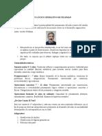 Test logico operativo de Feldman Revisión de tema