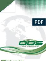 DDS Web Brochure