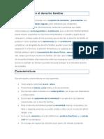 Caracteristicas de  Derecho de Familia.docx