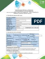 Guía de actividades y rúbrica de evaluación - Paso 3 - Realizar la auditoría y generar informe técnico.docx
