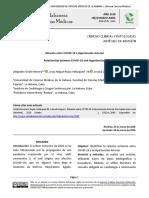 Relación entre COVID-19 e Hipertensión Arterial (2)