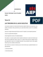 APUNTES 11 TERCERÍAS