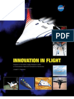 Innovation in Flight Research of the NASA Langley Research Center on Revolutionary Advanced Concepts for Aeronautics