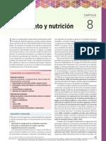 Crecimiento y nutrición