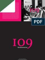 109 parlamentarias