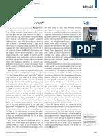 The Lancet - COVID-19 in Brazil