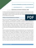 Boletim Epidemiologico n 01 Sarampo atualizado em 06_03_2018