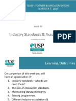 TS309 Week 10 - Industry Standards And Associations - SG-2019.ppsx