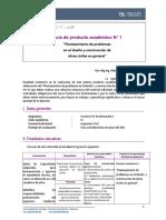 1.-GUIA PRODUCTOS ACADEMICOS PRACTICA PRE PROFESIONALES I